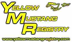 Website for Yellow Mustang Owners to chat and gather.